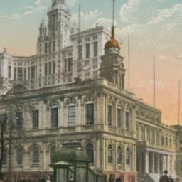 City Hall, New Municipal an...