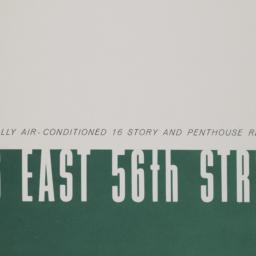 136 E. 56 Street, 136 East ...