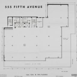 555 Fifth Avenue, 12th, 13t...