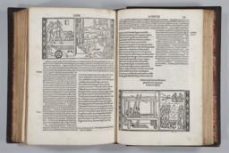 Folios L9v-l10r. Liber Quintus