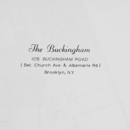 The     Buckingham, 105 Buc...