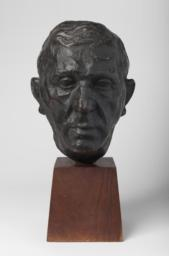 Portrait Bust of Dr. I. C. Rubin (1883-1958)
