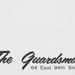 The     Guardsman, 64 E. 94...