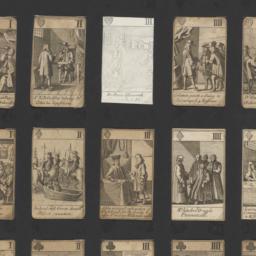 Popish Plot playing cards #1
