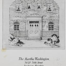 The     Martha Washington, ...