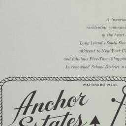 Anchor Estates, Beach Boule...