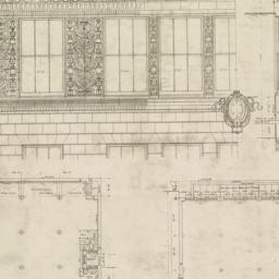 Plans and cornice: Eastman ...