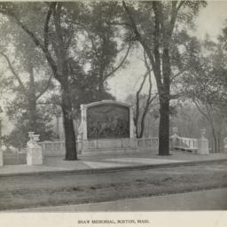 Shaw Memorial, Boston, Mass