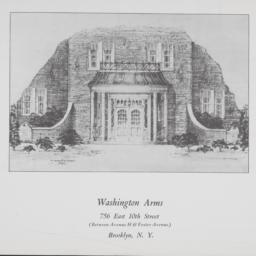 Washington Arms, 756 E. 10 ...