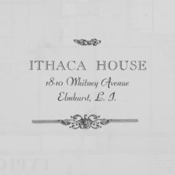 Ithaca House, 180-10 Whitne...