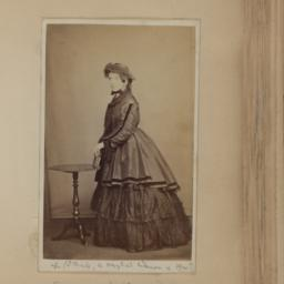 Jane Welsh Carlyle, Standing