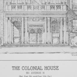The     Colonial House, 901...