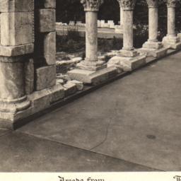 Exterior Arcade from Monast...