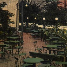 Troger's Outdoor Restaurant...