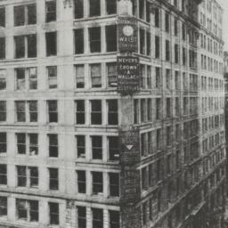 View of Asch Building, Wash...