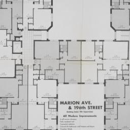 Marion Avenue And E. 196 St...