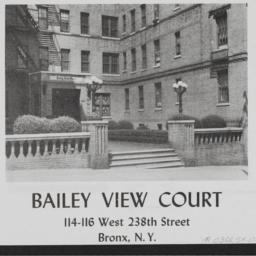 Bailey View Court, 114-116 ...