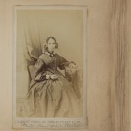 Ann Welsh, Seated