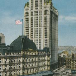 Woolworth Building and Post...