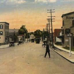 West First Street, Mt. Vern...