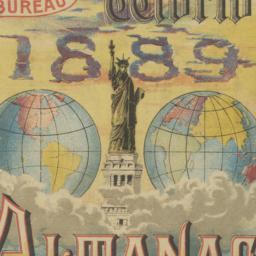 The     World Almanac 1889