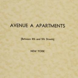 Avenue A Apartments, Avenue...