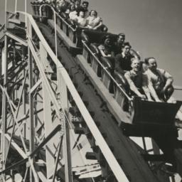 Roller Coaster: The Cyclone...