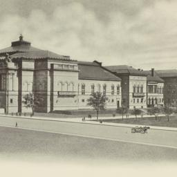 The     Carnegie Institute