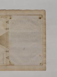 Serlio Book VI Plate 39 text verso