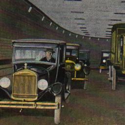 Holland Vehicular Tunnel, N...