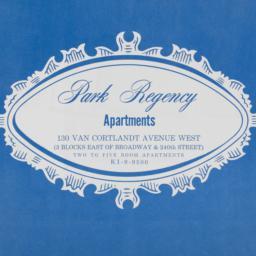 Park Regency Apartments, 13...