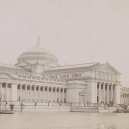 [Palace of the Fine Arts, W...