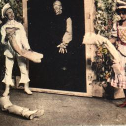 "Scene from ""The Wizard of Oz."""
