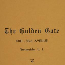 The     Golden Gate, 4100 4...