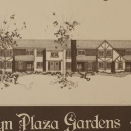 Roslyn Plaza Gardens, Rosly...