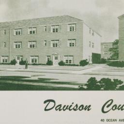 Davison Court, 40 Ocean Avenue