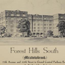 "Forest Hills South ""Suburba..."