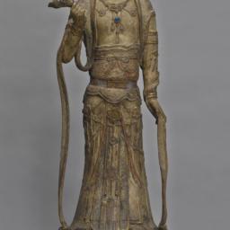 The     Bodhisattva Guanyin...