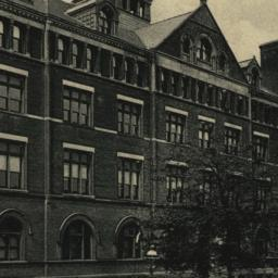 Adelphi College, St. James ...