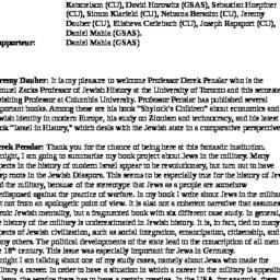 Minutes, 2009-03-25. Israel...