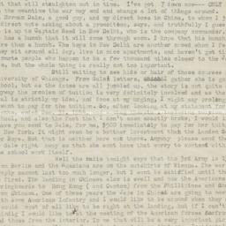 5 April 1945 letter to parents