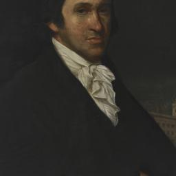 Portrait of Samuel Bard (17...