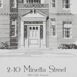 2-10 Minetta Street