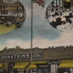 Rathskeller Niederstein's, ...