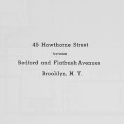 45 Hawthorne Street