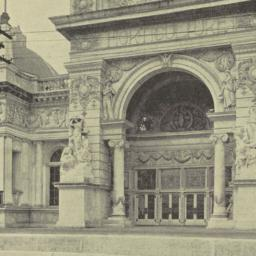 Grand Entrance of Horticult...