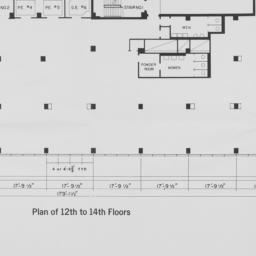 300 E. 42 Street, Plan Of 1...