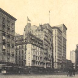 5th Avenue, New York, from ...