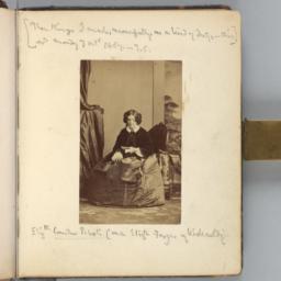 Elizabeth Countess Pepoli, ...