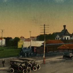 West End Depot, Long Branch...